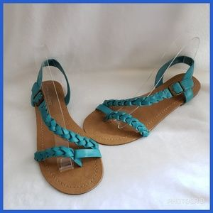 Mossimo Strappy Sandals